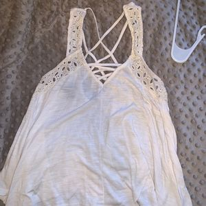 White Rue 21 tank top